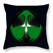 Muses In Minimalism Throw Pillow