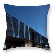 Museu Blau De Les Ciencies Naturals Throw Pillow