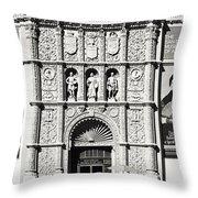 Museum Of Art San Diego Throw Pillow