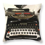 Museum Series 67 Throw Pillow