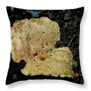Mushroom Supreme Throw Pillow