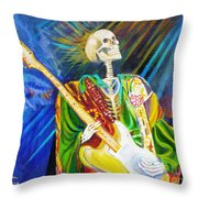Music From Heaven Throw Pillow