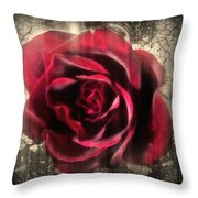 Music In The Night Throw Pillow