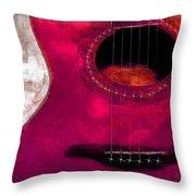 Music Time Throw Pillow