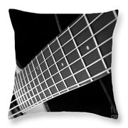 Music To My Soul Throw Pillow