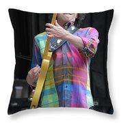 Musician Gary Lewis Throw Pillow