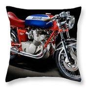 Mv Agusta 750 S Throw Pillow