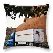 Mvt #11 Throw Pillow