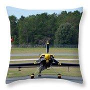 MX2 Throw Pillow