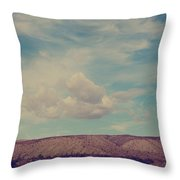 My Angel Throw Pillow by Laurie Search
