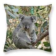 My Branch Throw Pillow