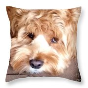 My Charley Throw Pillow