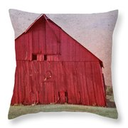 My Days Are Done Throw Pillow