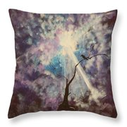 My Dream Shall Come Throw Pillow