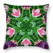 My Effect 8 Throw Pillow