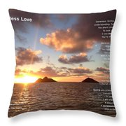 My Endless Love Throw Pillow