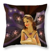 My Fairy Throw Pillow