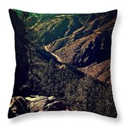 My Genesee Throw Pillow