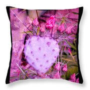 My Heart Pains Me To Be Without You 3 Throw Pillow