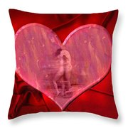 My Heart's Desire 2 Throw Pillow