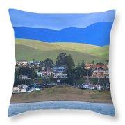 My Hometown Throw Pillow