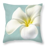 My Hope Carries Me . . .  Throw Pillow