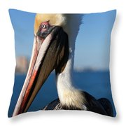 My Left Side Throw Pillow