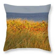 My Love Awaits Me By The Sea 2 Throw Pillow
