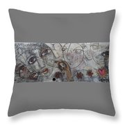 My Love Is Unconditional Throw Pillow