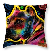 My Lovely Guy Throw Pillow