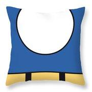My Mariobros Fig 05d Minimal Poster Throw Pillow