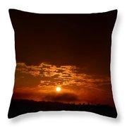 My Morning Manna Throw Pillow