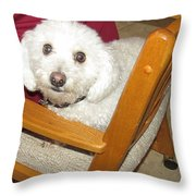 My  Name  Is  Sport Throw Pillow