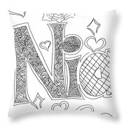 My Name Nia Drawing by Nia Holden