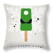 My Nintendo Ice Pop - Luigi Throw Pillow