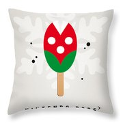 My Nintendo Ice Pop - Piranha Plant Throw Pillow