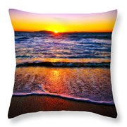 My Peaceful Place Throw Pillow