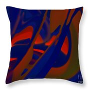 My Shadow Throw Pillow