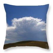 My Sky View - 2 Throw Pillow