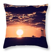My Spot Throw Pillow