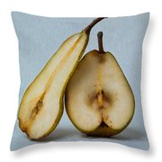 My Sweet And Perfect Half - Square 3 Throw Pillow