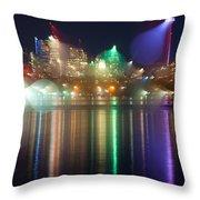 My Toronto. Throw Pillow