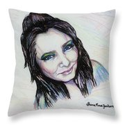 My True Colors Throw Pillow