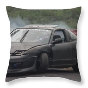My Tyre Throw Pillow