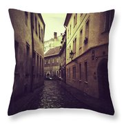 Mysteries Abound Throw Pillow