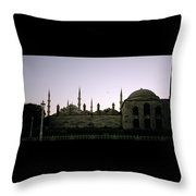 Mysterious Istanbul Throw Pillow
