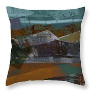 Mystic Bascule Activity Throw Pillow