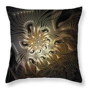 Mystical Metamorphosis Throw Pillow