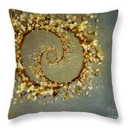 Mystical Willow Throw Pillow