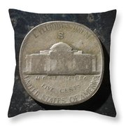 N 1943 A T Throw Pillow